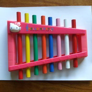 Hello Kitty Xylophone Toy Musical Instrument 2001